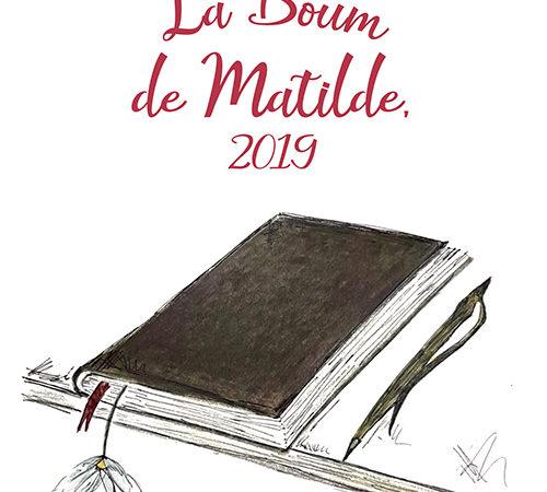 Roberta Palladino, La Boum de Matilde.indd